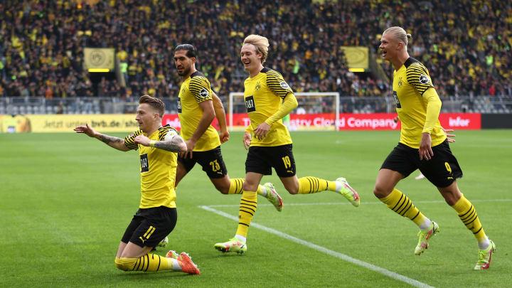 Borussia Dortmund 3-1 Mainz: Player ratings as BVB go top of the Bundesliga