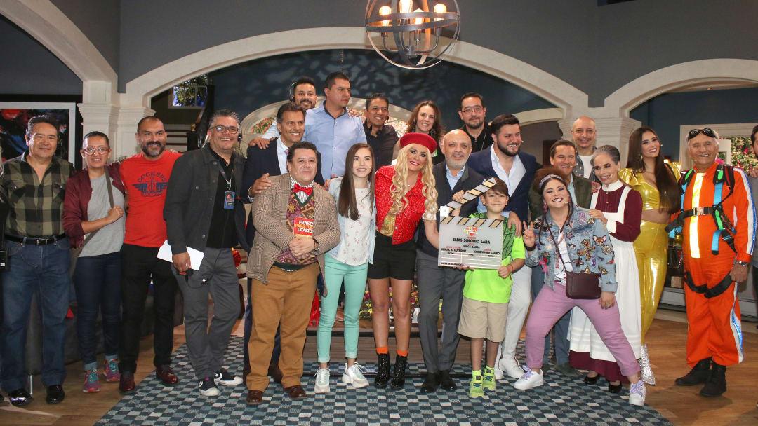 Televisa lamenta el fallecimiento del productor Eduardo Meza
