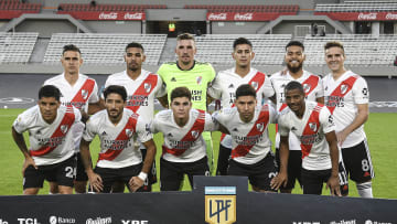 River Plate v San Lorenzo - Copa de la Liga Profesional 2021
