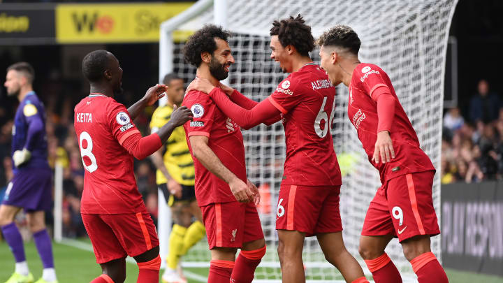 Watford 0-5 Liverpool: Player ratings as Reds go top of the Premier League