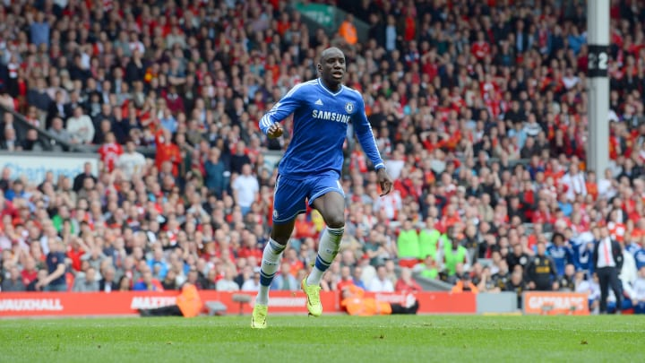 Demba Ba scored one of the Premier League's most iconic goals