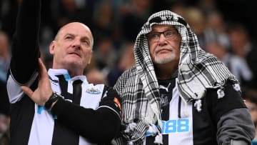 Newcastle supporters have been asked to refrain from wearing such attire
