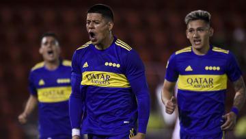 Huracan v Boca Juniors - Torneo Liga Profesional 2021
