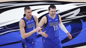 Dallas Mavericks, Kristaps Porzingis, Luka Doncic