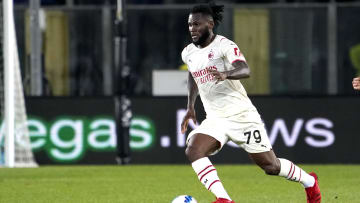 Franck Kessie ist ab 2022 ohne Vertrag