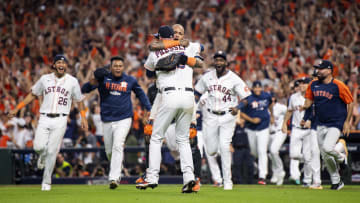 Atlanta Braves vs Houston Astros prediction, odds, probable pitchers, betting lines & spread for MLB World Series Game 1.