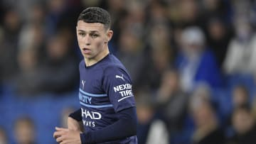 Phil Foden dazzled again for Manchester City
