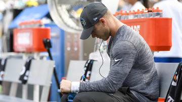 The Carolina Panthers continue to struggle without any concrete news surrounding Christian McCaffrey's injury update.