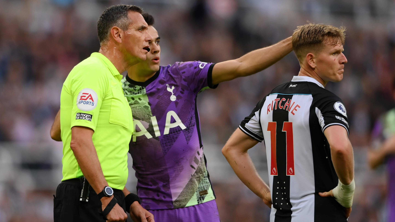 Sergio Reguilon asked referee to halt Newcastle vs Tottenham due to medical emergency
