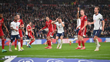It was a frustrating night for England