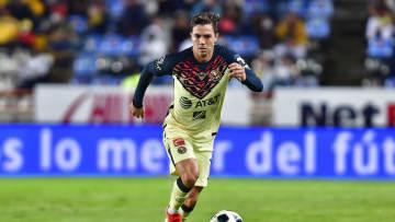 Sebastián Córdova hopes to go to Europe next year