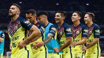 El futbolista de las Águilas confesó por que se dio su festejo de esa manera