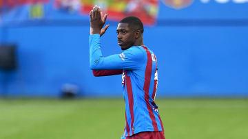 Ousmane Dembélé a effectué son retour à l'entraînement avec le groupe