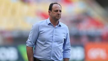 Rogério Ceni é o novo técnico do São Paulo