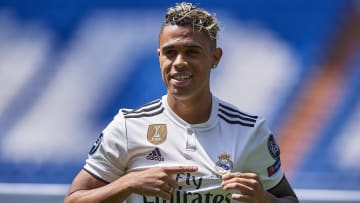 Real Madrid Unveil New Signing Mariano