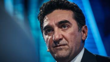 Yasir Al-Rumayyan Chief Executive at Public Investment Fund