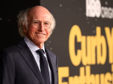"""Premiere Of HBO's """"Curb Your Enthusiasm"""" - Arrivals"""