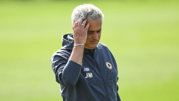 Mourinho was not happy with the performance