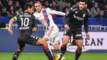 Le match retour entre l'AS Monaco et l'OL pourrait se jouer hors de l'Hexagone.