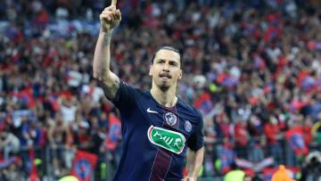 Zlatan Ibrahimovic est la star, qui a vraiment lancé le projet du PSG qatari.