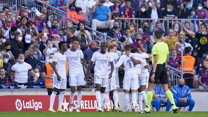 Barcelona 1-2 Real Madrid: Player ratings as Blancos edge El Clasico