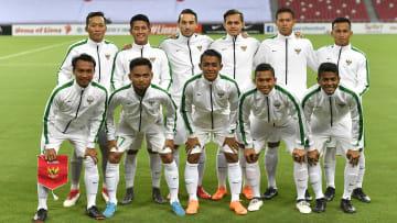 Ilustrasi Timnas Indonesia U-23
