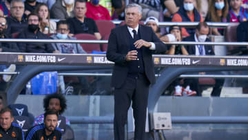 Carlo Ancelotti has garnered the most league points in the 21st century