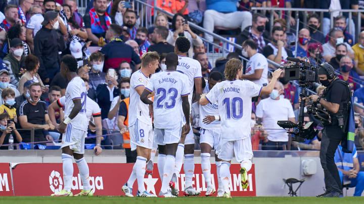Barcelona 1-2 Real Madrid: Player ratings as Los Blancos edge El Clasico