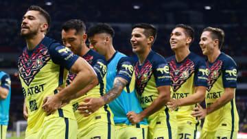 America v Tigres UANL - Torneo Apertura 2021 Liga MX
