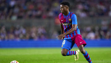 Ansu Fati bleibt dem FC Barcelona treu