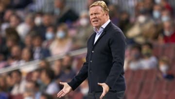 Koeman is not worried about his future