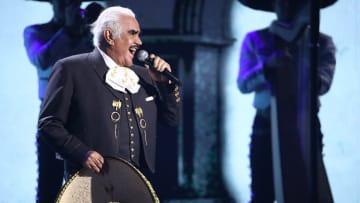 Vicente Fernández habría pedido con qué canción desea que se le despida cuando muera