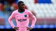 Le contrat d'Ousmane Dembélé prend fin en juin 2022.