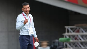 Coach Jaime Lozano has been linked to Chivas for a long time.