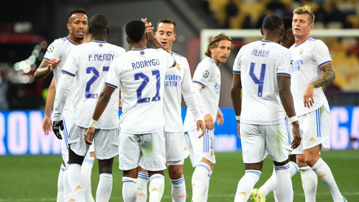 Real Madrid sukses mengatasi perlawanan Shakhtar Donetsk, Rabu (20/10) dini hari WIB
