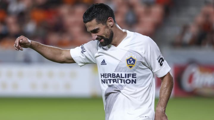 Lletget scored his second MLS goal of the season on Saturday.