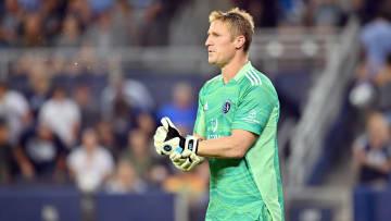 Sporting Kansas City goalkeeper Tim Melia suspended for one match