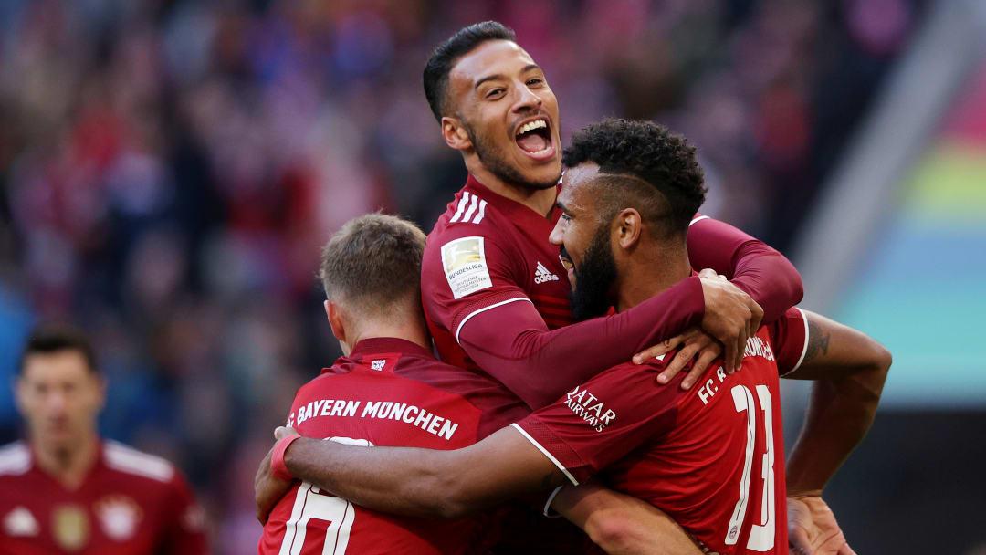 Bayern were professional throughout
