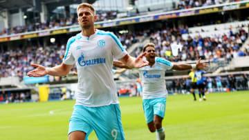 Simon Terodde besitzt auf Schalke eine Klausel