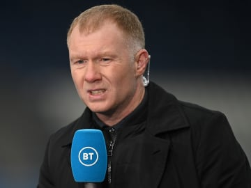 Scholes was not impressed by his former side