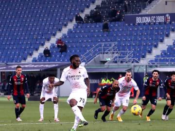 Bologna FC  vs AC Milan