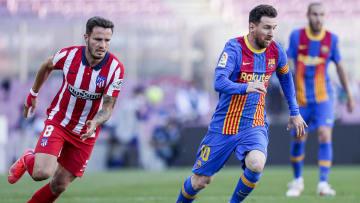 Messi vs Atleti