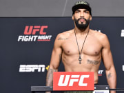 Andrew Sanchez vs Bruno Silva UFC Vegas 40 middleweight bout odds, prediction, fight info, stats, stream and betting insights.