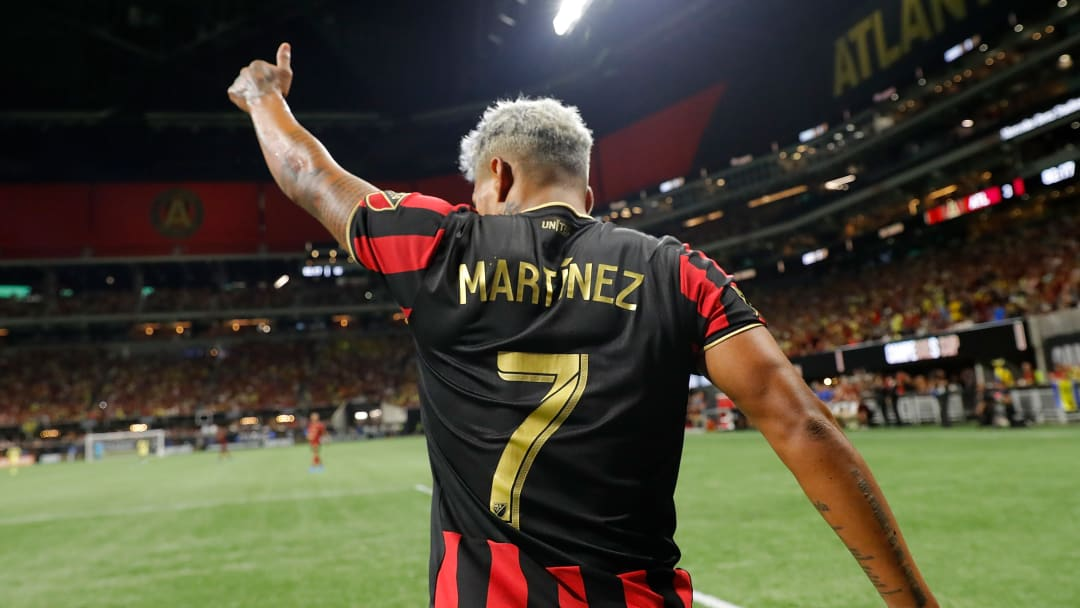 Josef Martínez é o jogador mais valioso da MLS.