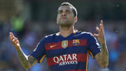 Dani Alves is ready to return to Barcelona - if wanted