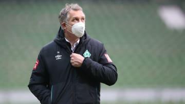 Werder-Sportdirektor Frank Baumann könnte im Winter noch einmal auf dem Transfermarkt zuschlagen