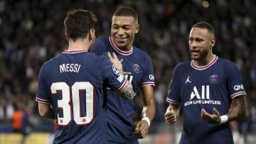 Kylian Mbappé e Neymar marcaram presença de forma positiva