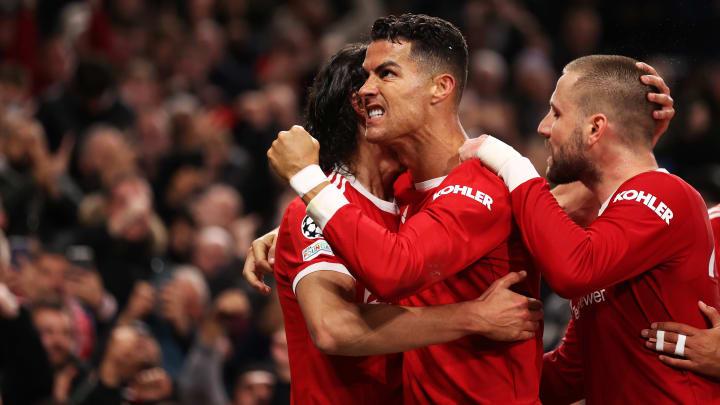 Cristiano Ronaldo a offert les trois points à Manchester United