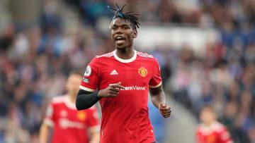 Paul Pogba et Manchester United ont connu un après-midi difficile contre Leicester (2-4) samedi.
