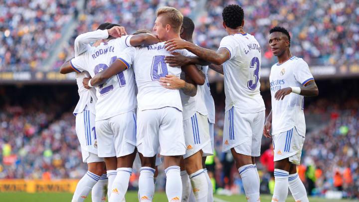 El Madrid asalta el Camp Nou y se lleva los tres puntos